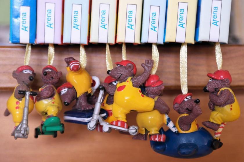 Bücherbär - Erstlesebücher von Arena Kinderbuchverlag