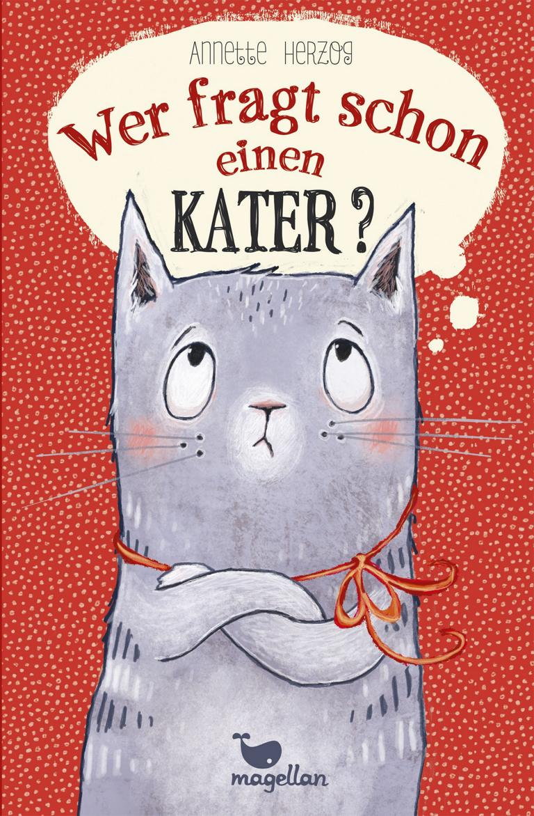 Lustiges Kinderbuch ab 7 Jahre vom Magellan Verlag, Kinderbuchautorin Annette Herzog