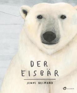 Bilderbuch und Sachbuch über Eisbären, für Kinder ab 4 Jahren