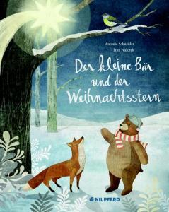 Bilderbuch Weihnachten, Nilpferd Verlag, Weihnachtsstern