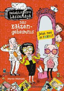 Detektivbüro Lassemaja Band 25 Das Katzengeheimnis, Detektivgeschichte für Kinder