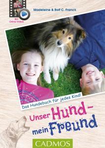 Ein Hundebuch für Kinder von 8 bis 14 Jahren, in dem Kinder vieles über Hundesprache und Hundeerziehung erfahren.