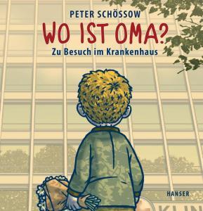 In diesem Kinderbuch will Henry seine Oma im Krankenhaus besuchen und verläuft sich in den langen Fluren.