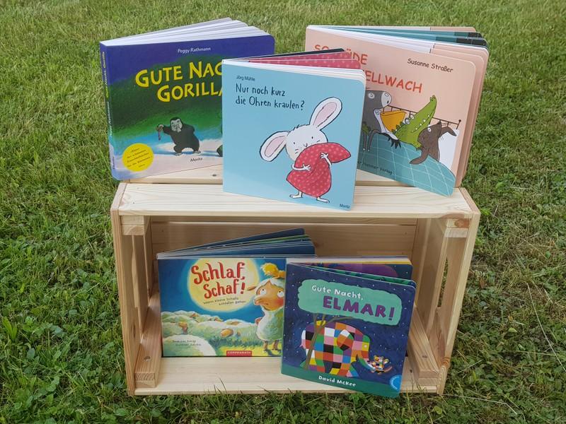 Unser allerliebsten Gute Nacht Geschichten für Kleinkinder - Pappbilderbücher