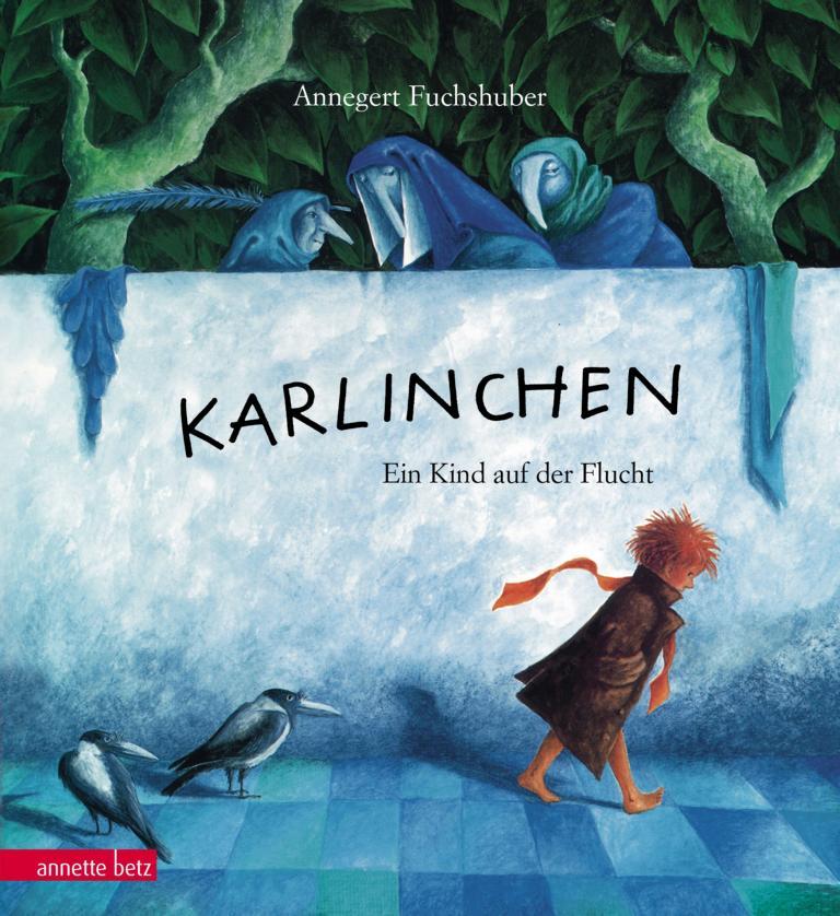Karlinchen - Ein Kind auf der Flucht ist ein Bilderbuch über Flucht, Migration und Integration