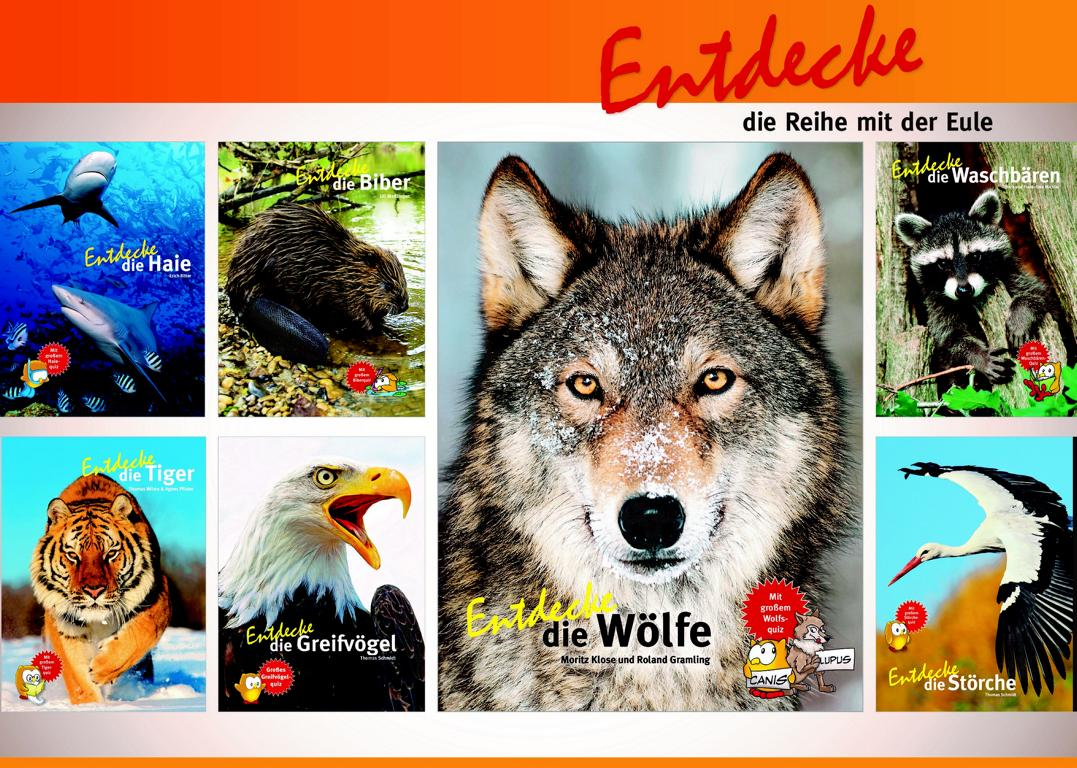 "Kindersachbuch-Reihe ""Entdecke"""