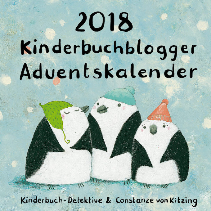 Kinderbuchblog, Kinderbuchblogger-Adventskalender
