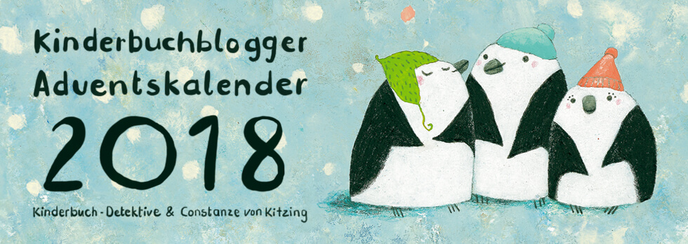 Kinderbuchblogger-Adventskalender 2018