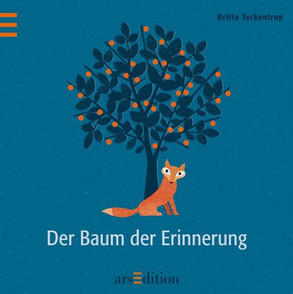 Der Baum der Erinnerung i st ein Bilderbuch über das Altwerden und Sterben