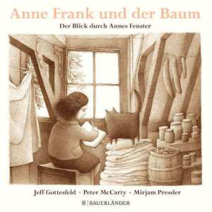 Kinderbuch ab 6 Jahren über Anne Frank, Bilderbuch Anne Frank