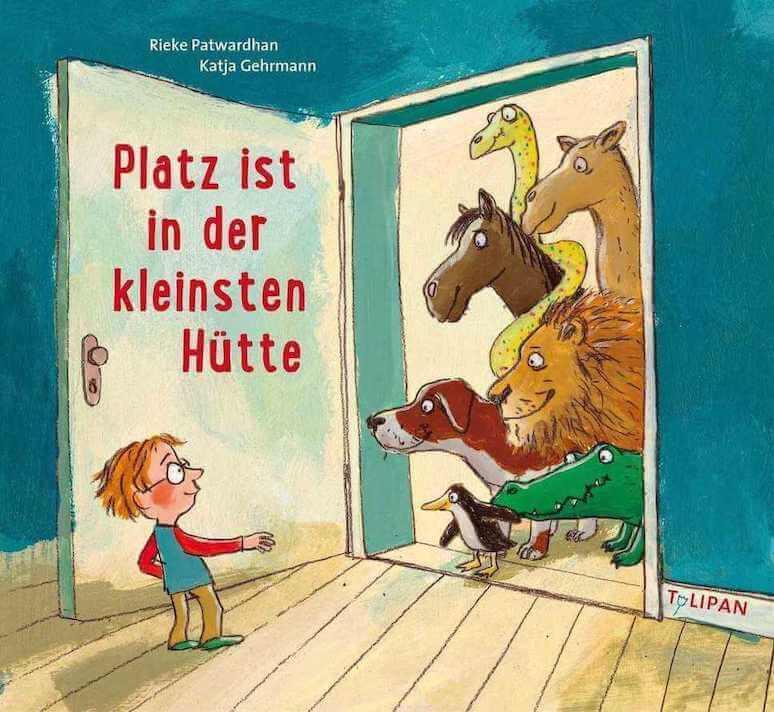 lustiges Bilderbuch Kind wünscht sich ein Haustier