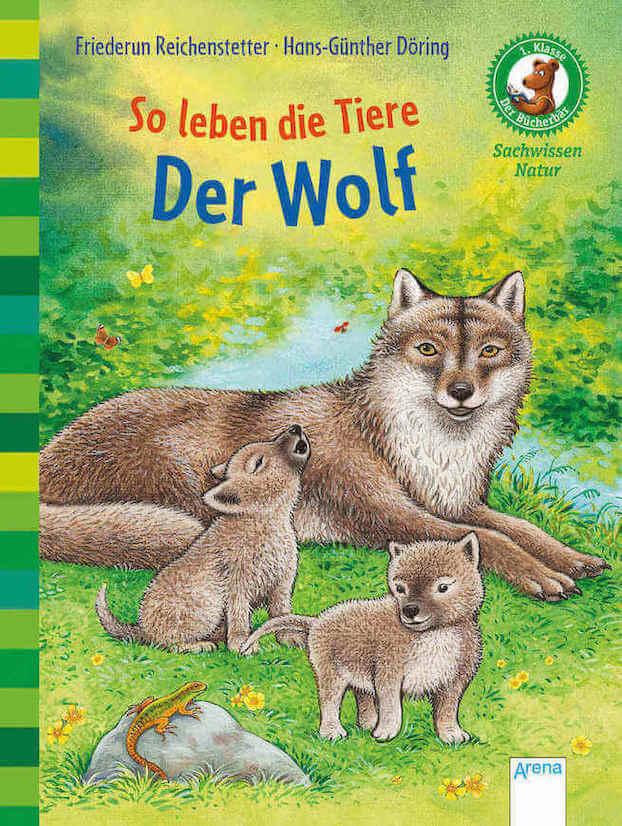So leben die Tiere: Der Wolf
