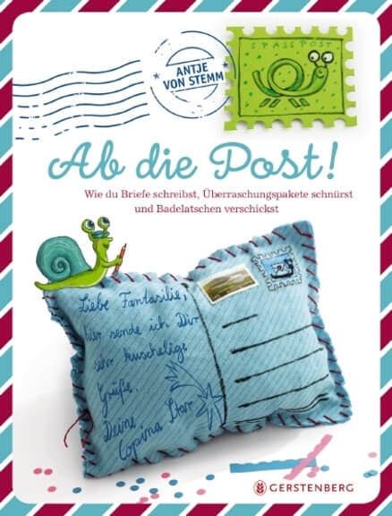 Kreative Ideen für die Gestaltung von Briefen und Postkarten mit Kindern