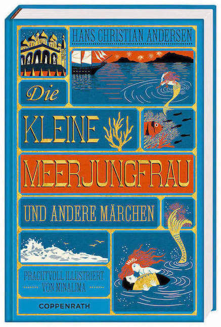 Märchenbuch Märchen Hans Christian Andersen, Andersen Märchen