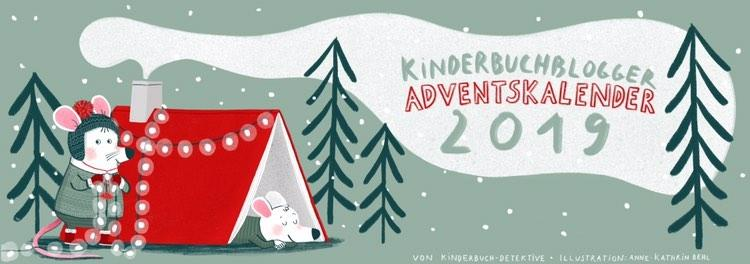 Kinderbuchblogger-Adventskalender 2019