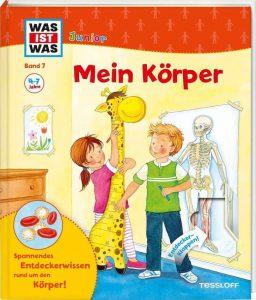 Mein Körper Kinderbuch, Kinderbuch Mein Körper, Mein Körper Buch