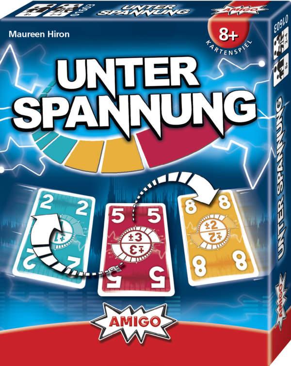 Kartenspiel: Unter Spannung