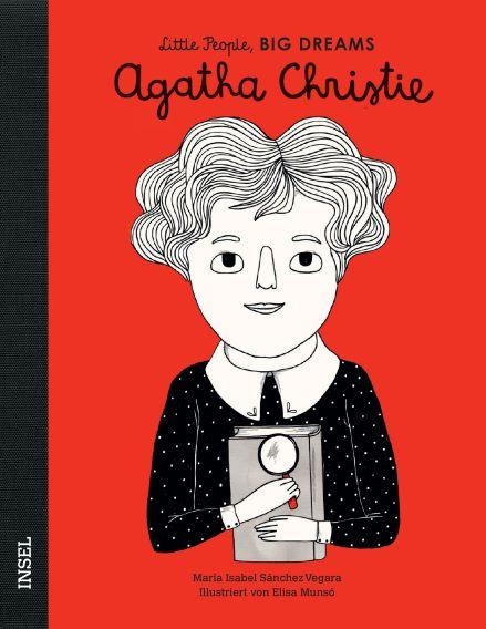 Little People BIG DREAMS Agatha Christie, Biografie für Kinder