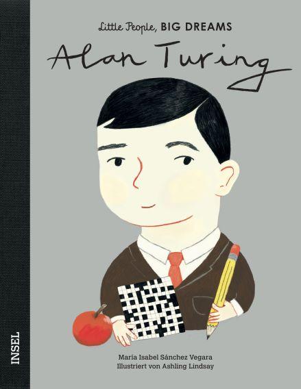 Little People BIG DREAMS Alan Turing, Biografie für Kinder
