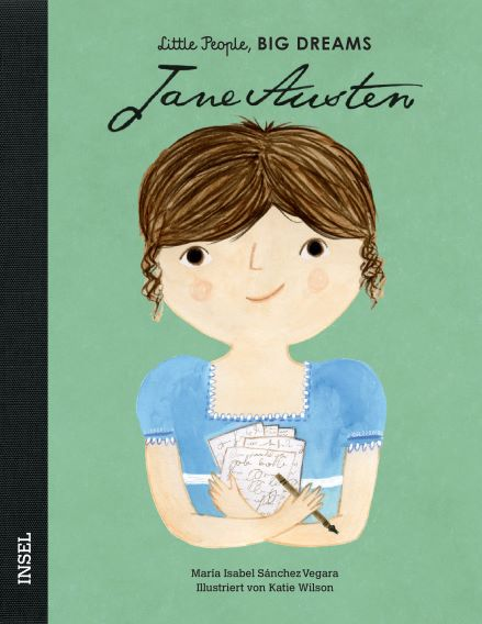 Little People BIG DREAMS Jane Austen, Biografie für Kinder