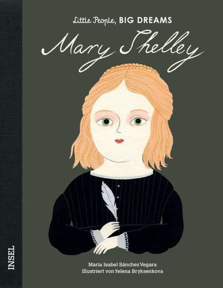 Little People BIG DREAMS Mary Shelley, Biografie für Kinder
