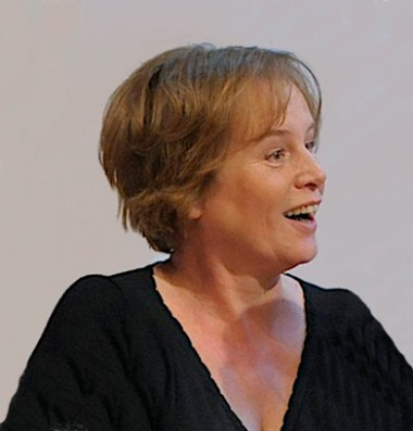 Jutta Bauer bei Preisverleihung