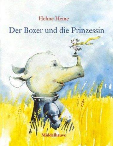 Buch: Der Boxer und das Mädchen