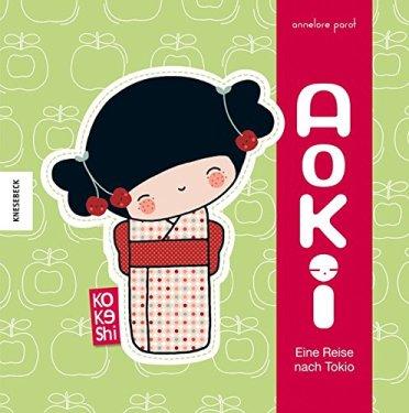 Bildcover Kinderbuch Aoki von Annelore Parot