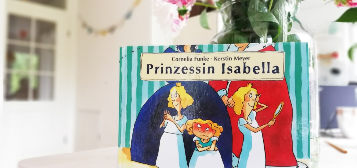 Cover Prinzessin Isabella