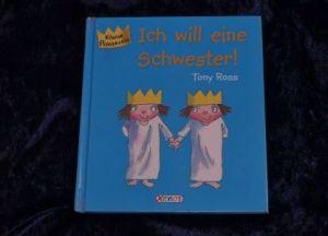 Kleine Prinzessin, Ich will eine Schwester , Tony Ross