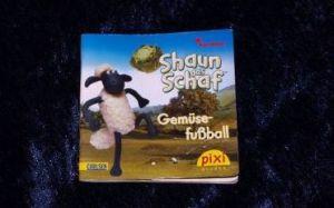 Shaun das Schaf_Gemüsefußball