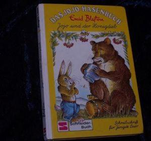 Das Jojo-Hasenbuch-Enid Blyton
