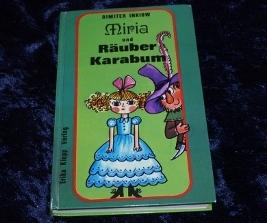 Miria und Räuber Karabum_Dimiter Inkiow