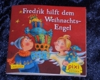 Fredrik hilft dem Weihnachtsengel_pixi