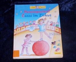 Hereinspaziert! Conni im Zirkus_Schneider_Wenzel-Bürger