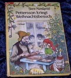 Pettersson kriegt Weihnachtsbesuch_Sven Nordqvist