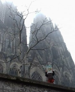 Kinderbuch on tour_Kölner Dom
