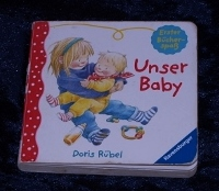 Unser Baby_Doris Rübel