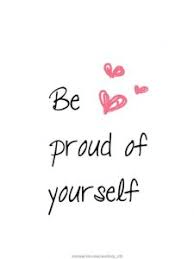 trots, zelfvertrouwen