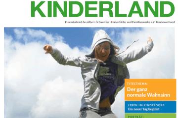 Kinderland Ausgabe 01/2018