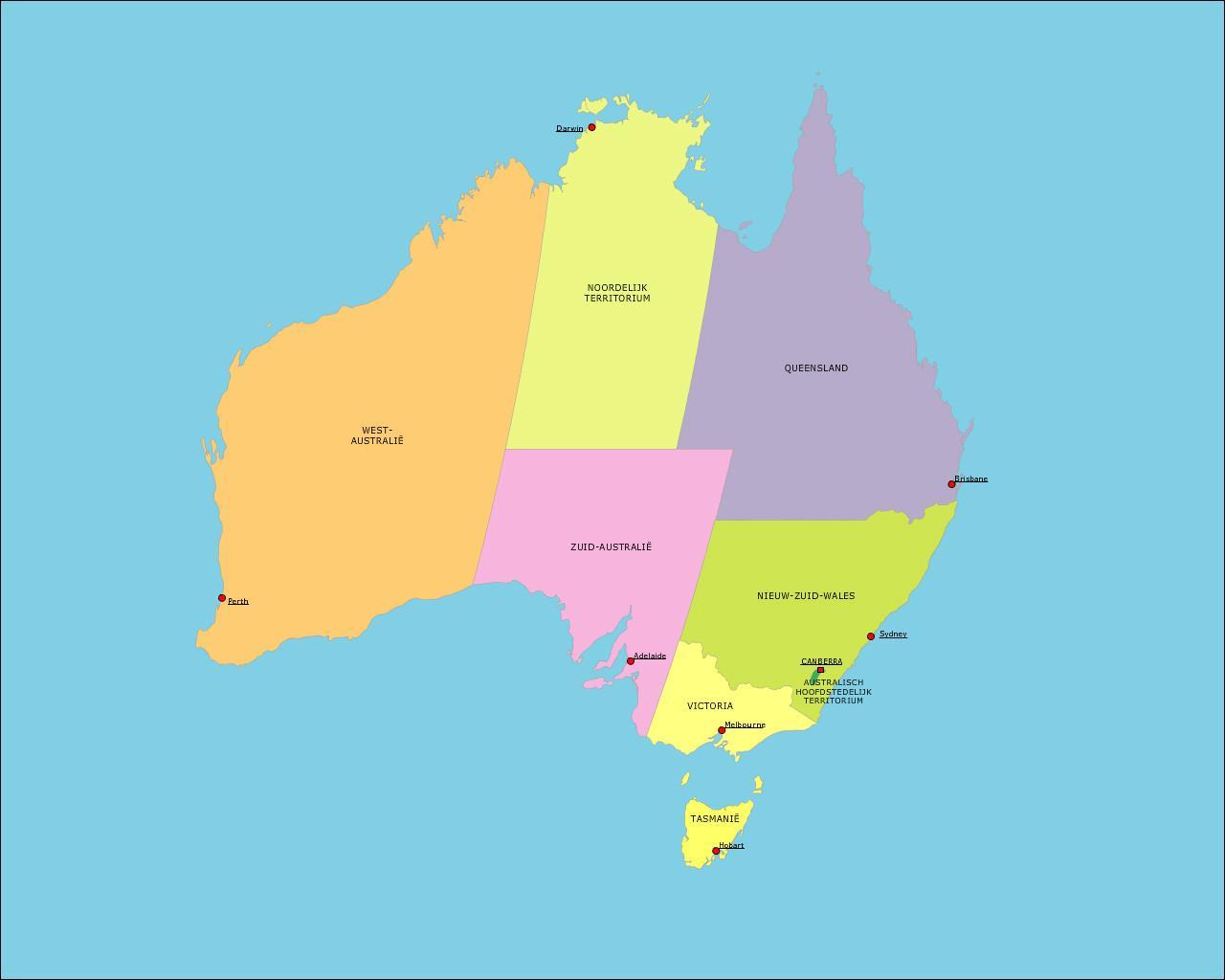 Vermenigvuldiging Werkbladen Australië 9