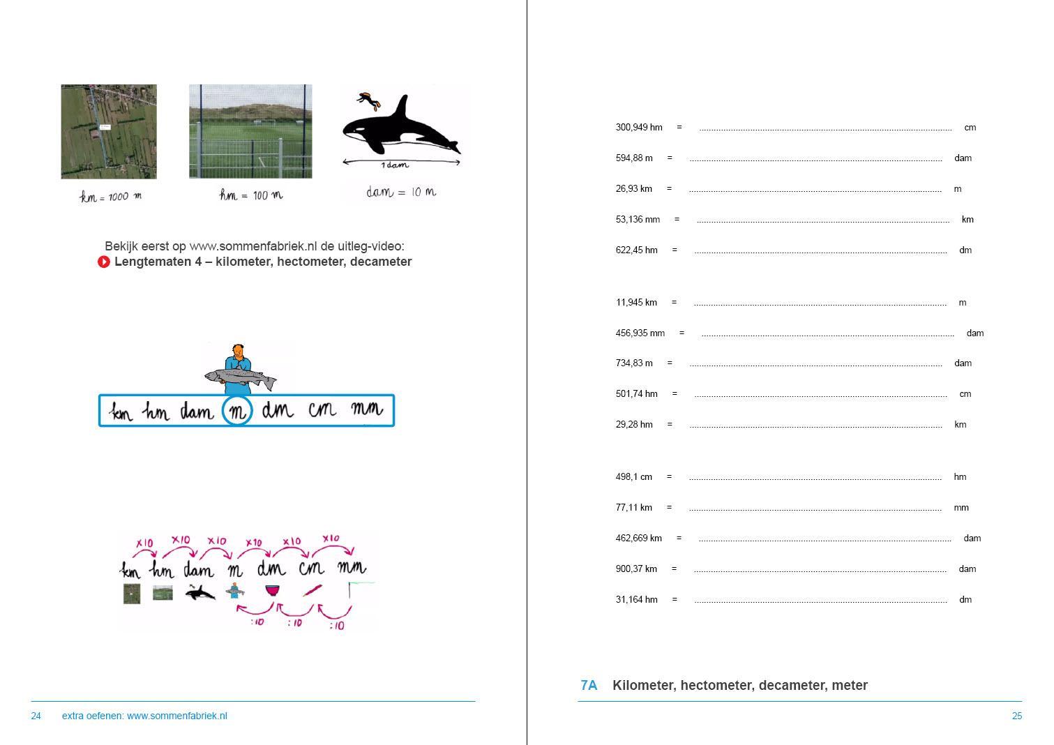 Werkbladen Voor Vermenigvuldiging Klasse 6 4