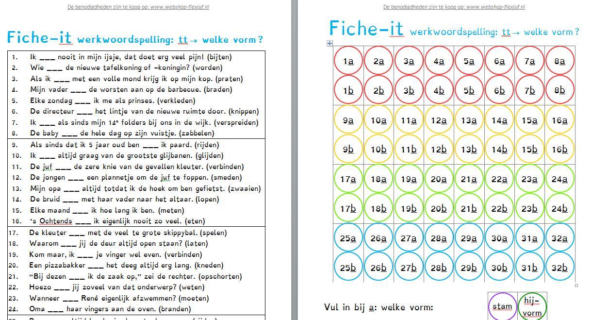 Vermenigvuldiging Werkbladen Nummers 1-12 3