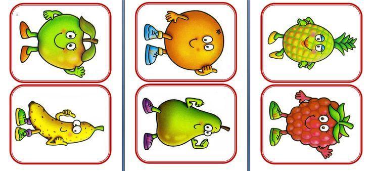 Voorschoolse Werkbladen Gezonde Voeding 9