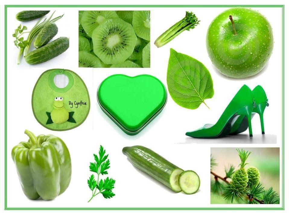 Voorschoolse Werkbladen Groen 1