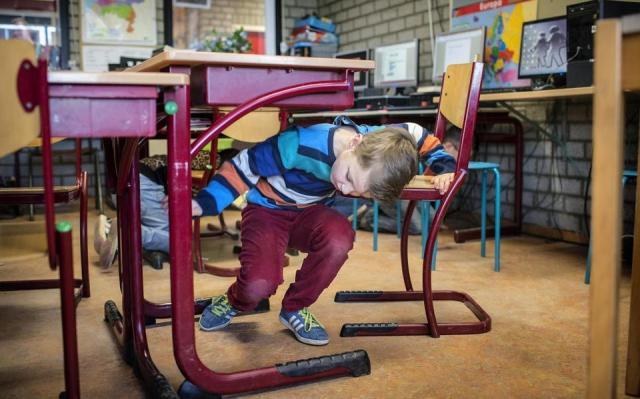 Voorschoolse Werkbladen Grote Scholen 4