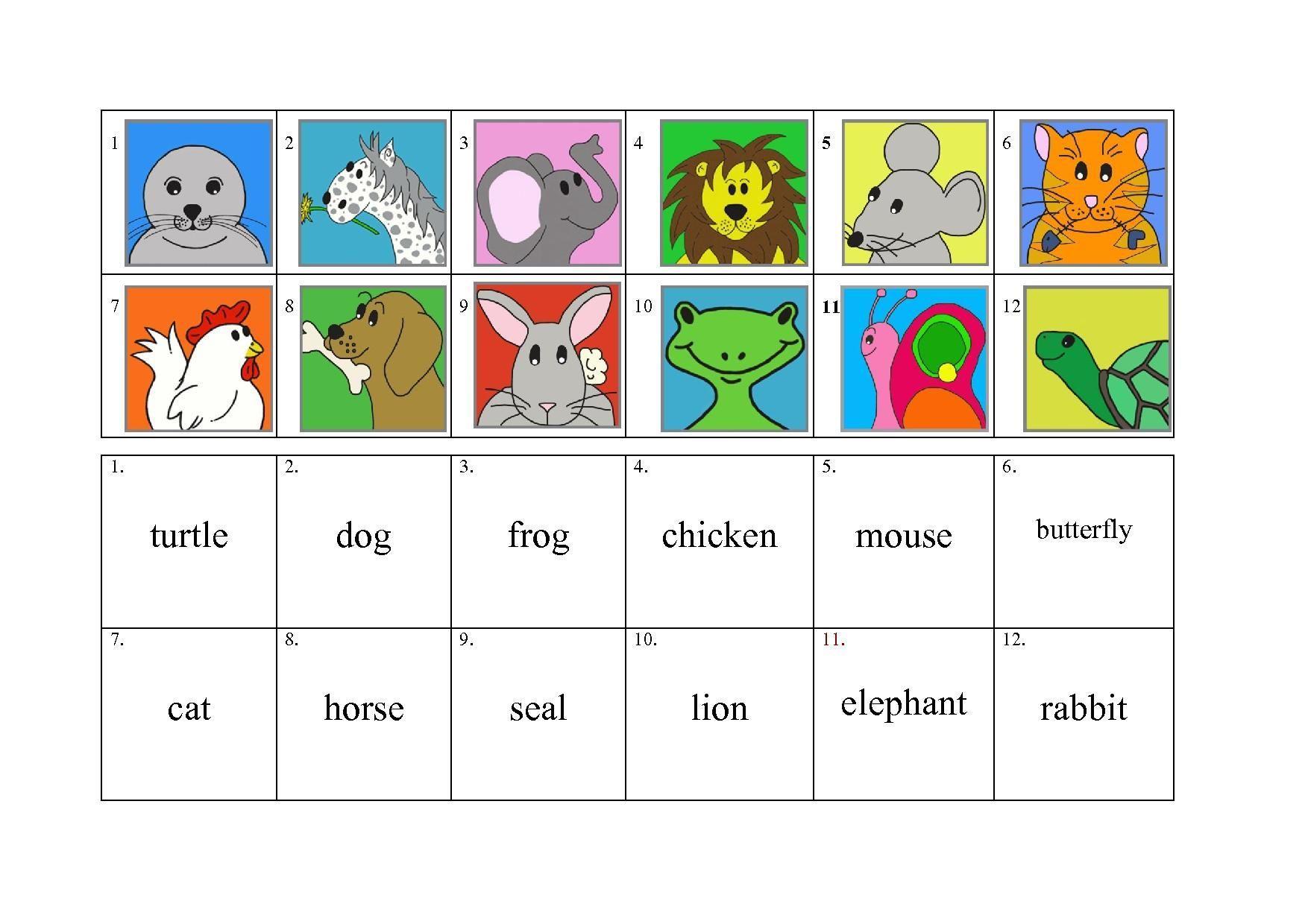Voorschoolse Werkbladen In Het Engels 5