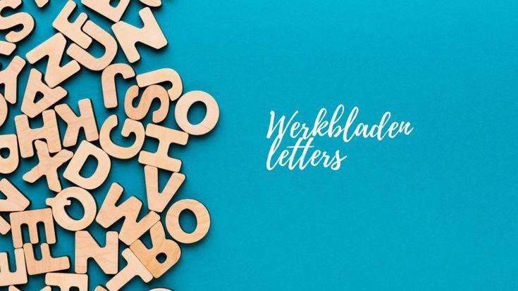 Voorschoolse Werkbladen Letter B 4