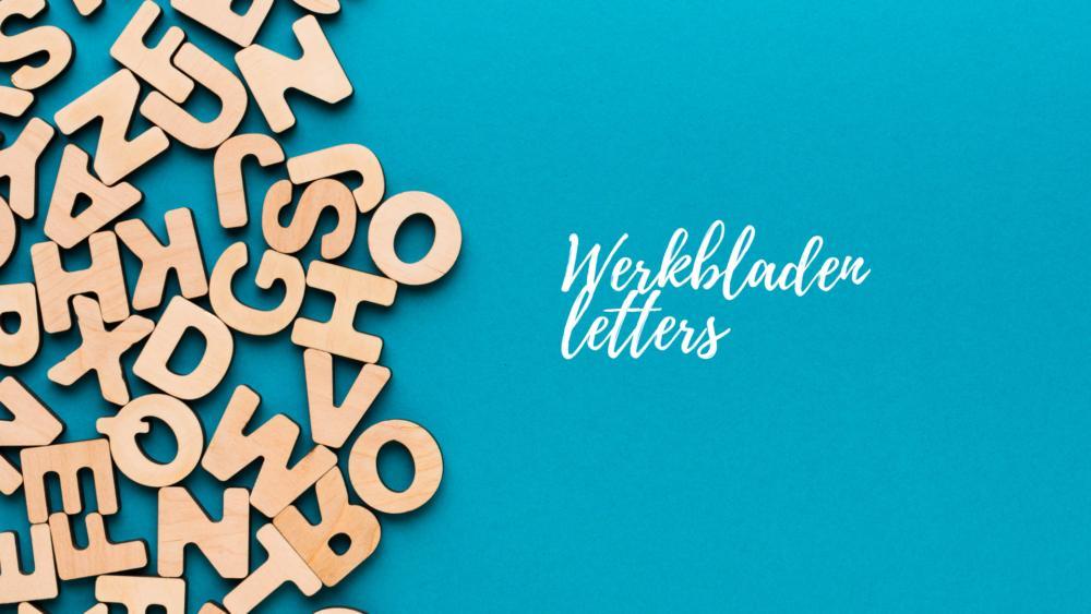 Voorschoolse Werkbladen Letter D 4