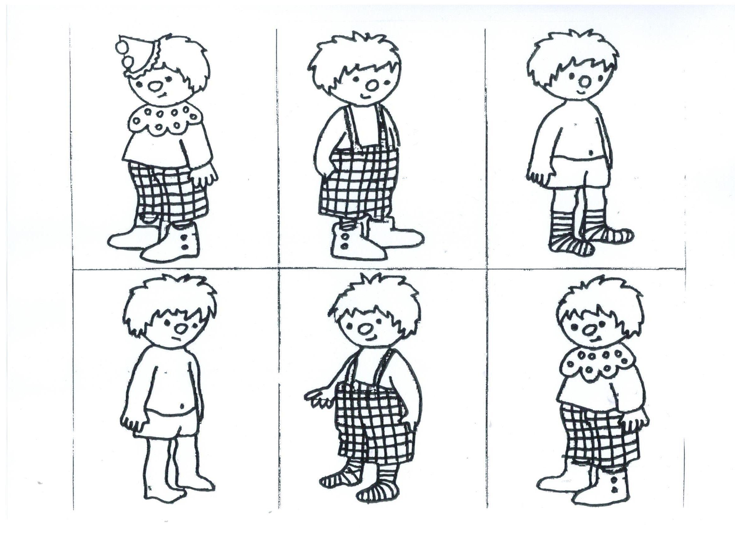 Voorschoolse Werkbladen Voor De Leeftijd Van 4 2